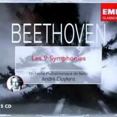 André Cluytens (Андре Клюитанс): Symphonies Nos. 1-9
