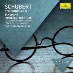 Carlo Maria Giulini (Карло Мария Джулини): Schubert: Symph 9, Schuman Manfred