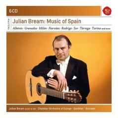Julian Bream (Джулиан Брим): Julian Bream - Music Of Spain