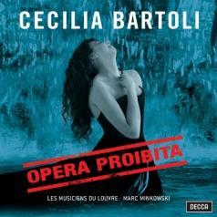 Cecilia Bartoli (Чечилия Бартоли): Opera Proibita