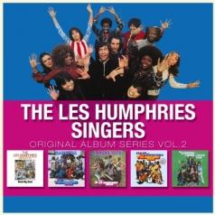 Les Humphries Singers (Певцы Хамфриса): Original Album Series Vol.2