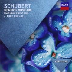Alfred Brendel (Альфред Брендель): Schubert: Moments Musicaux/ Piano Sonata No.21
