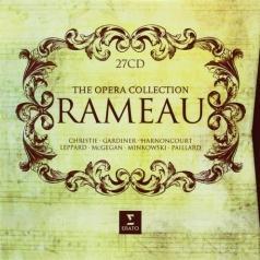 J.-Ph. Rameau (Жан-Филипп Рамо): Rameau: 250Th Anniversary Opera Collection