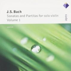 Lara Lev (Лара Лев): Sonatas And Partitas For Solo Violin Vol. 1