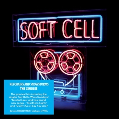 Soft Cell: The Singles – Keychains & Snowstorms