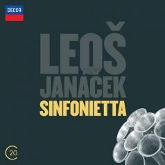 Charles Mackerras (Чарльз Маккеррас): Janacek: Sinfonietta