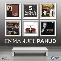 Emmanuel Pahud (Эммануэль Паю): 5 Classic Albums