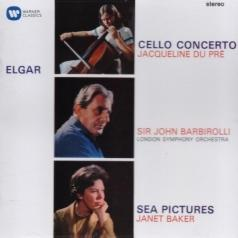 Jacqueline Du Pre (Жаклин Дю Пре): Cello Concerto; Sea Pictures