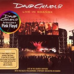 David Gilmour (Дэвид Гилмор): Live In Gdansk