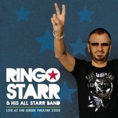 Ringo Starr (Ринго Старр): Live At The Greek Theatre