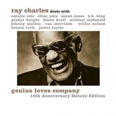 Ray Charles (Рэй Чарльз): Genius Loves Company (10Th Anniversary Edition)