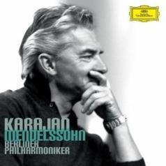 Herbert von Karajan (Герберт фон Караян): Mendelssohn: 5 Symphonies
