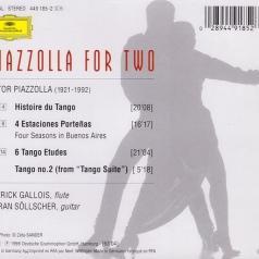 Patrick Gallois (ПатрикГалуа): Piazzolla: L'Histoire Du Tango