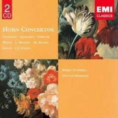 Barry Tuckwell (Барри Такуэлл): Barry Tuckwell: Horn Concertos