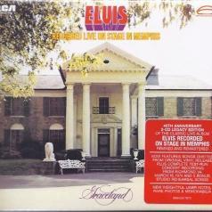 Elvis Presley (Элвис Пресли): Elvis Recorded Live On Stage In Memphis