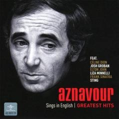 Charles Aznavour (Шарль Азнавур): Sings In English - Official Greatest Hits