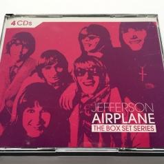 Jefferson Airplane (Джефферсон Аэроплан): The Box Set Series