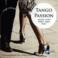 El Quinteto Buenos Aires (Квинтет Буэнос-Айреса): Tango Passion