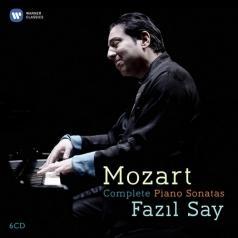 Fazil Say (Фазиль Сай): Complete Piano Sonatas. Fantasia In C Minor, K475