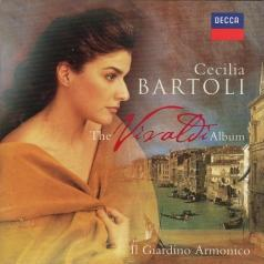 Cecilia Bartoli (Чечилия Бартоли): The Vivaldi Album