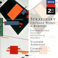 Charles Dutoit (Шарль Дютуа): Stravinsky: Chamber Works & Rarities