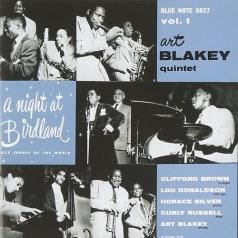 Art Blakey (Арт Блейки): A Night At Birdland Vol 1