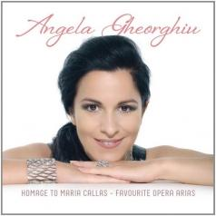Angela Gheorghiu (Анджела Георгиу): Homage To Maria Callas - Favorite Opera Arias