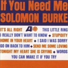 Solomon Burke (Соломон Бёрк): If You Need Me