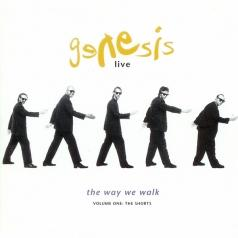 Genesis (Дженесис): Live - The Way We Walk Volume One: 'The Shorts'