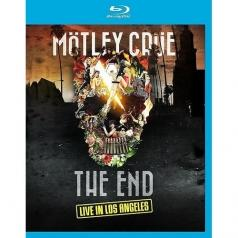 Motley Crue (Мотли Крю): The End - Live In Los Angeles