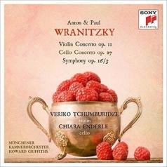 Howard Griffiths (ХовардГриффитс): A. Wranitzky: Violin Concerto Op.11  - P. Wranitzky Cello Concerto Op.27, Symphony In D Major, Op. 16/3