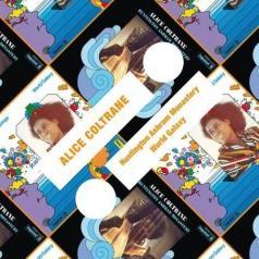 Alice Coltrane (Элис Колтрейн): Huntington Ashram Monastery/World Galaxy