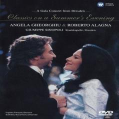 Angela Gheorghiu (Анджела Георгиу): Classics On A Summer's Evening