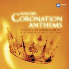 Stephen Cleobury: Coronation Anthems; Ode For The Birthday Of Queen Anne