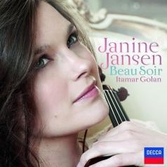 Janine Jansen (Янин Янсен): Beau Soir