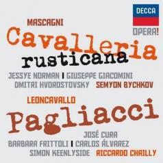 Riccardo Chailly (Рикардо Шайи): Mascagni: Cavalleria Rusticana/ Leoncavallo: Pagliacci