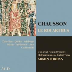 Armin Jordan (Армин Джордан): Le Roi Arthus