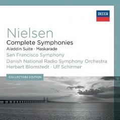 Herbert Blomstedt (Герберт Блумстедт): Nielsen: Complete Symphonies