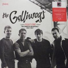 The Golliwogs (Зе Голливогс): Fight Fire: The Complete Recordings 1964-1967