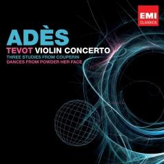 Berliner Philharmoniker: Tevot, Violin Concerto, Couperin Dances
