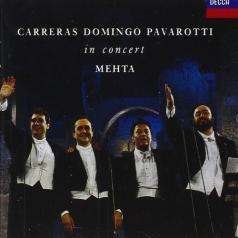 The Three Tenors (Три тенора): In Concert Rome 1990