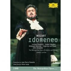 Luciano Pavarotti (Лучано Паваротти): Mozart: Idomeneo