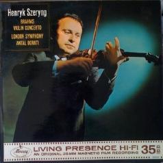 Henryk Szeryng (Генрик Шеринг): Brahms Violin Concerto
