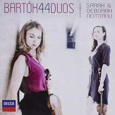 Deborah Nemtanu (Деборах Немтану): Bartok 44 Duos