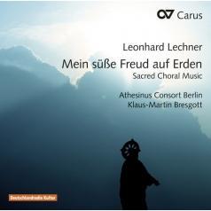 Klaus-Martin Bresgott (КлаусМартинШваб): Mein Susse Freud Auf Erden - Geistliche Chormusik