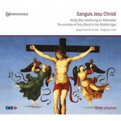 Morent: Sanguis Jesu Christi (Gregorian Chant)