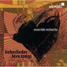 Hans Abrahamsen: Liebeslieder: Chamber Music - Abrahamsen, H. / Andre, M. / Bauckholt, C. / Claren, S. / Czernowin, C.