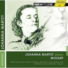 Johanna Martzy (ЙоханнаМарци): Johanna Martzy Plays Mozart