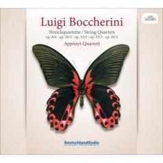 Luigi Boccherini (Луиджи Боккерини): Streichquartette