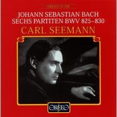Bach Partiten; Seemann